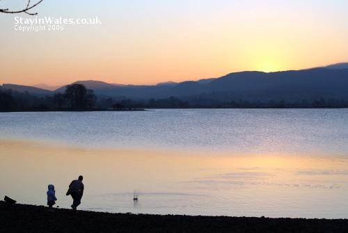Llyn Tegid or Bala Lake