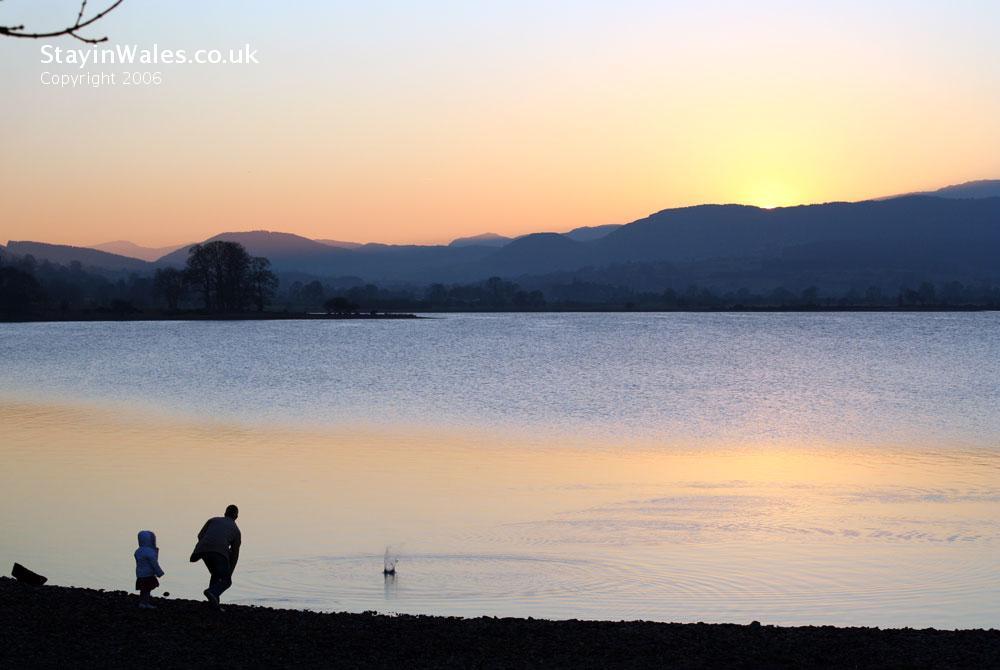 Llyn Tegid or Bala Lake