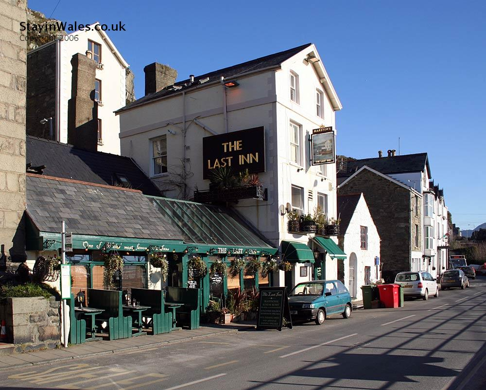 The Last Inn Barmouth
