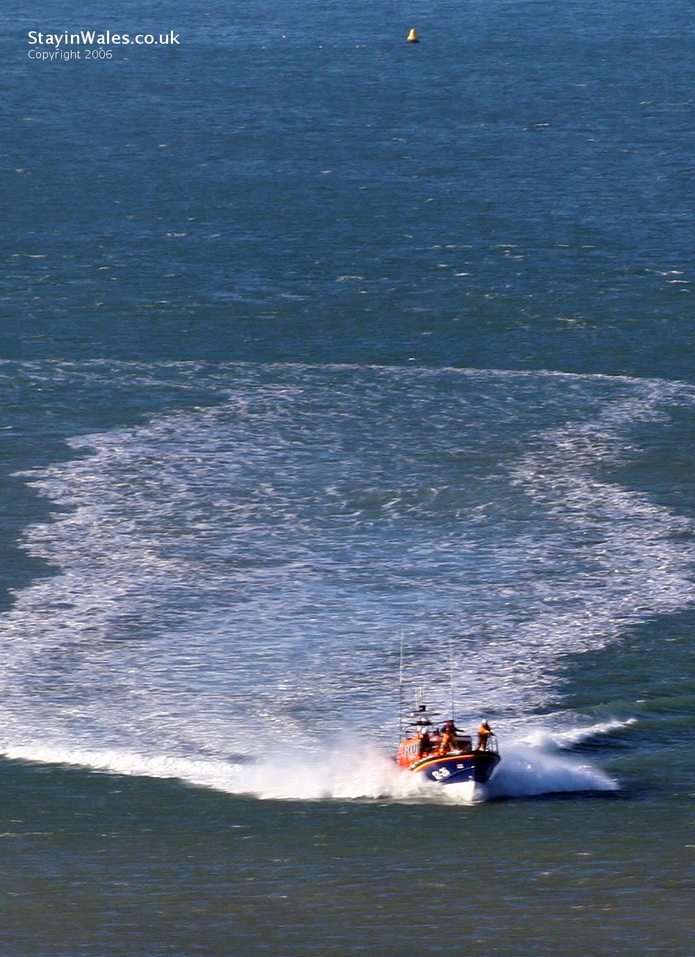 Barmouth lifeboat