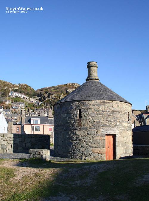 Barmouth Roundhouse