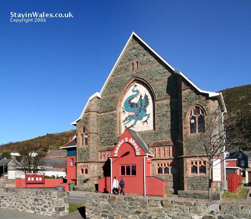 Dragon Theatre Barmouth