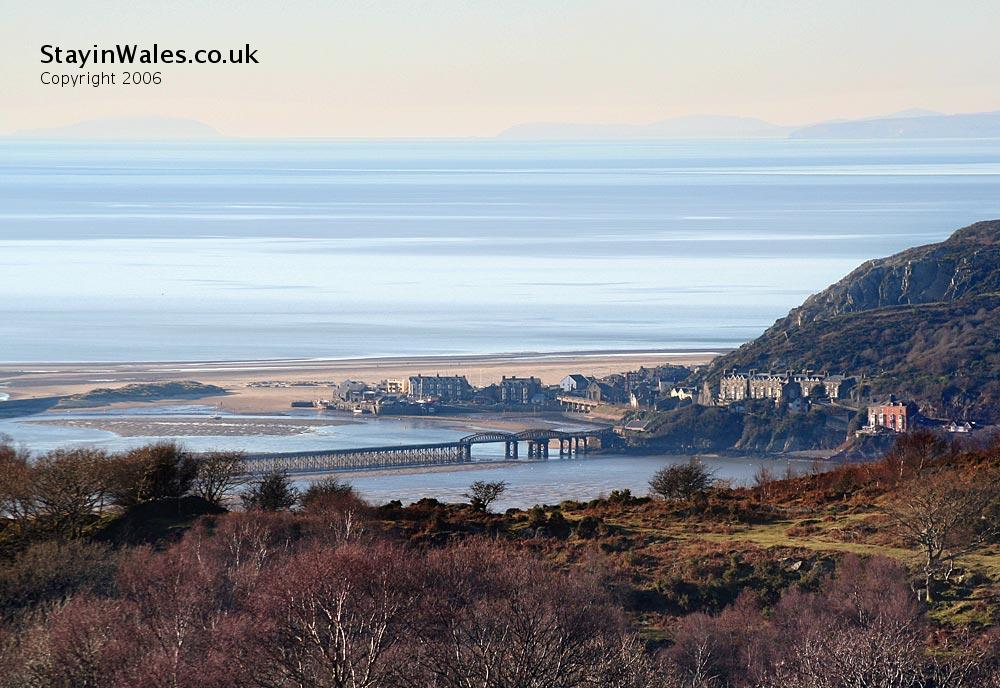 Mawddach Estuary and Barmouth