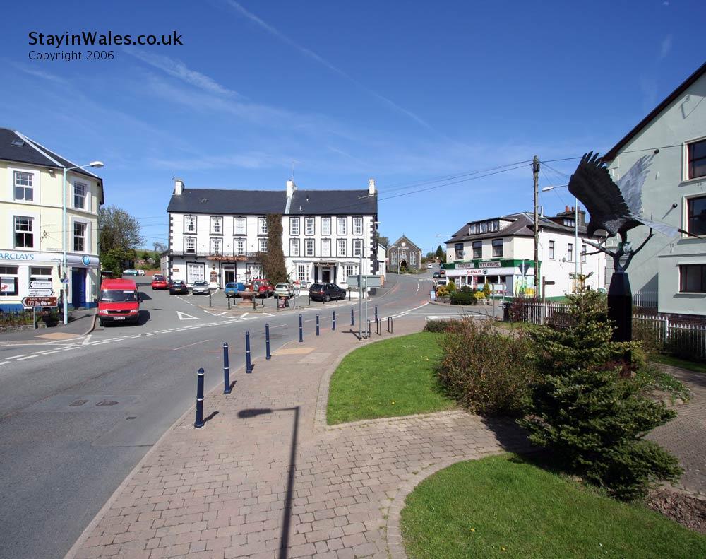 Llanwrtyd Wells, Powys