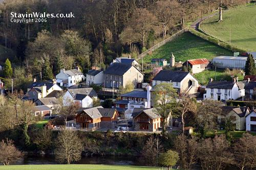 Erwood Wye Valley