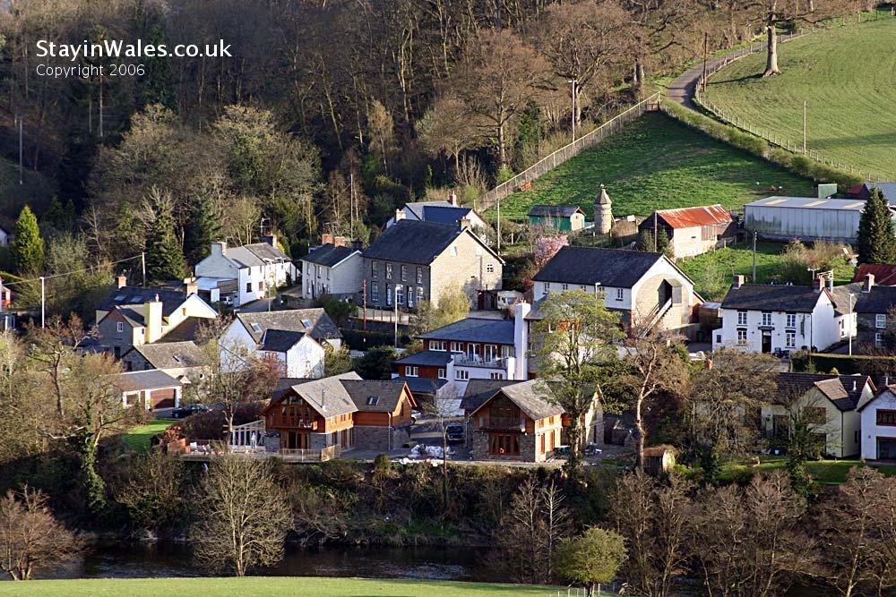 Erwood Wye Valley