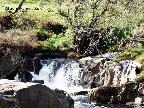Wash pools Llanwrtyd