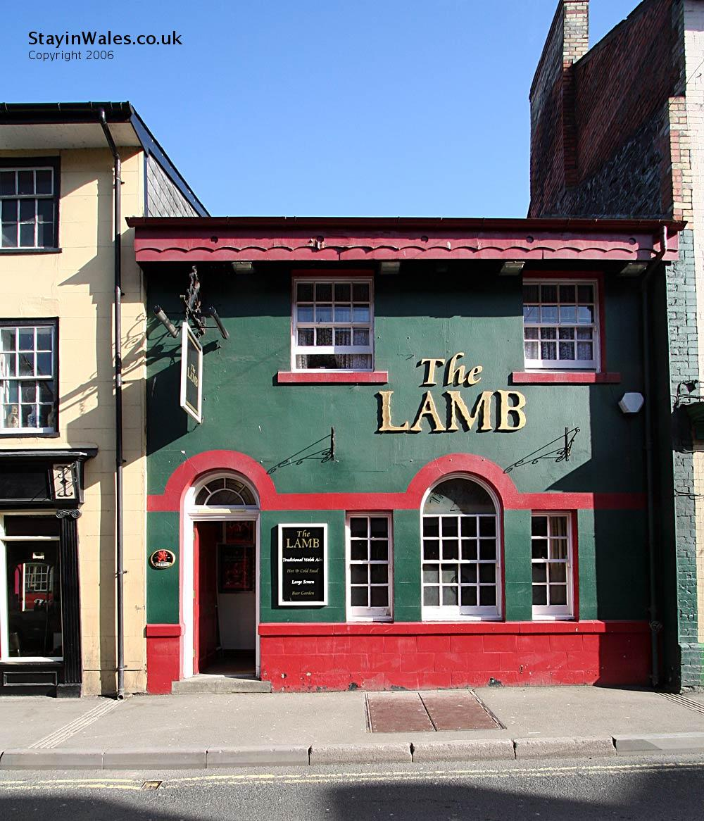The Lamb Builth Wells