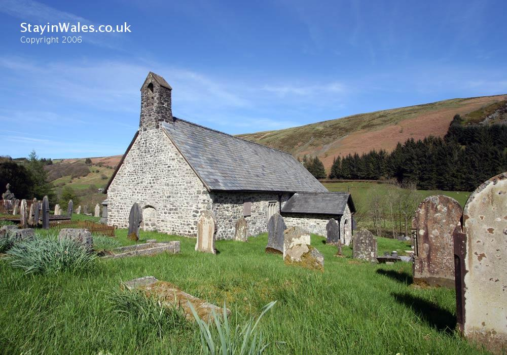 St David's Llanwrtyd