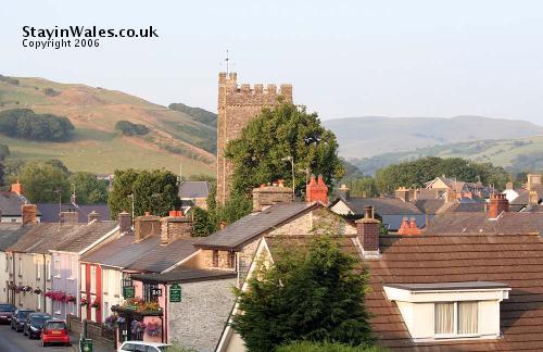 Tregaron West Wales