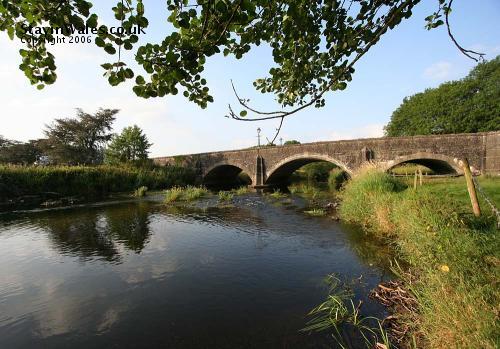 Teifi bridge at Lampeter