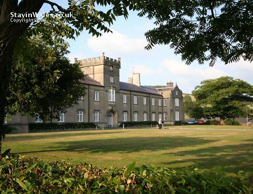 St David's Building, Lampeter
