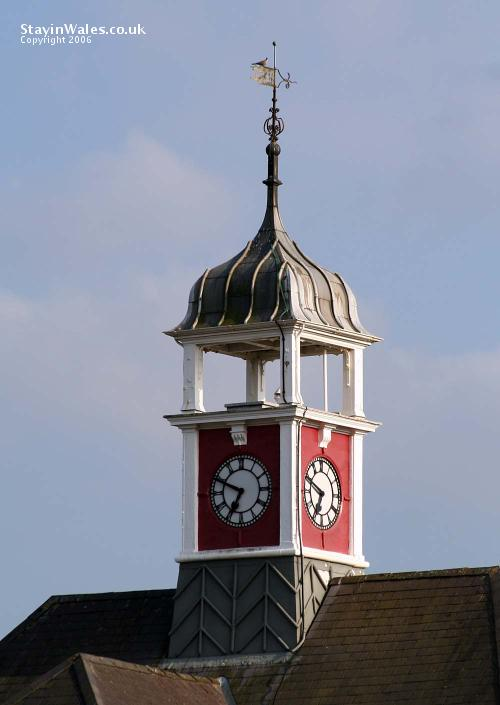Lampeter clock