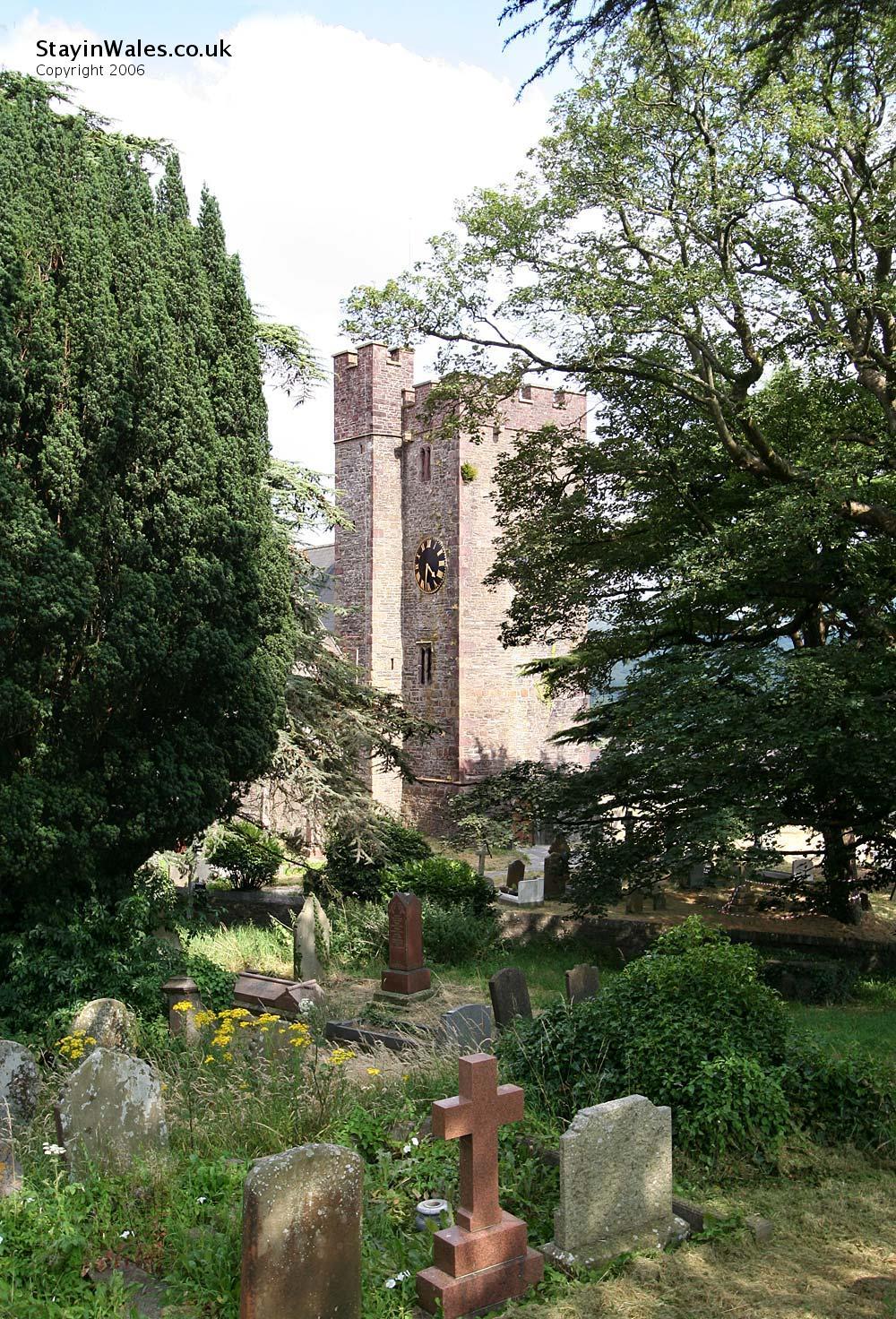 St Teilo's Church, Llandeilo