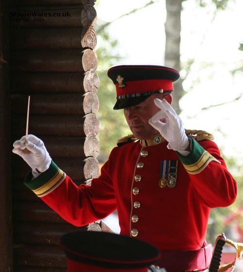 Royal Welsh Band