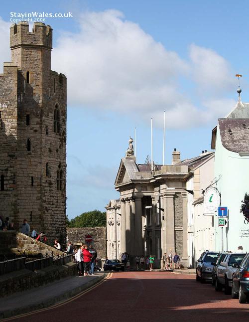Caernarfon County Hall