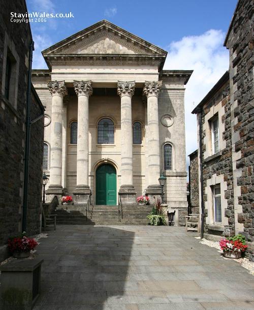 carmarthen chapel