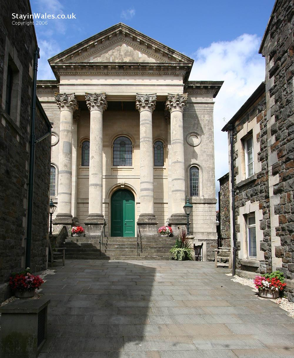 carmarthen chapel