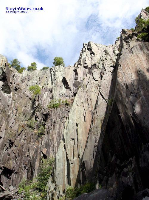 Vivian quarry llanberis