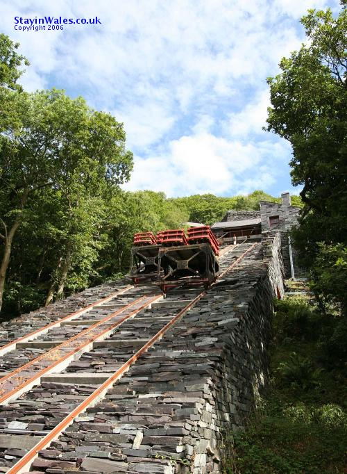V2 incline llanberis