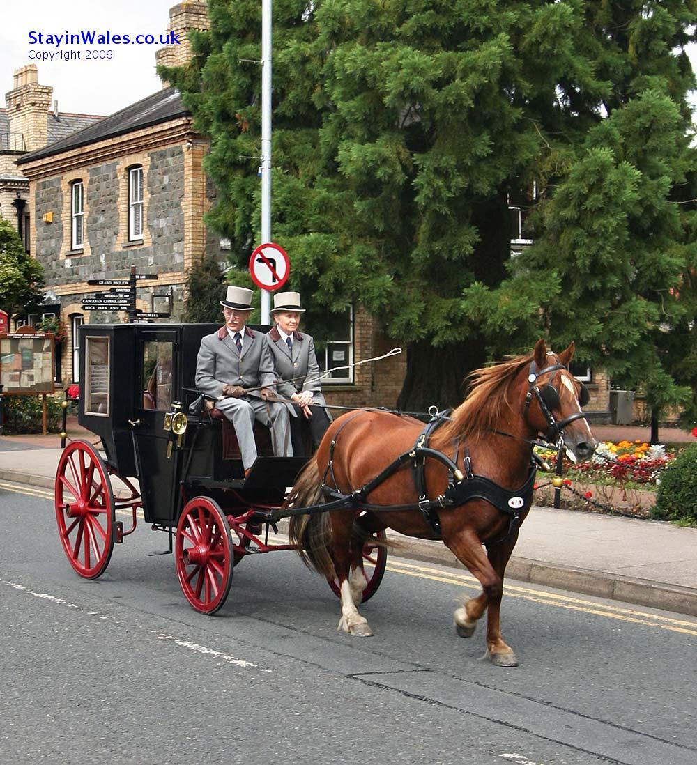 Llandrindod Wells Victorian Festival