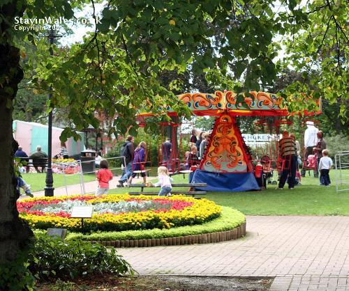 Llandrindod Wells Temple Gardens