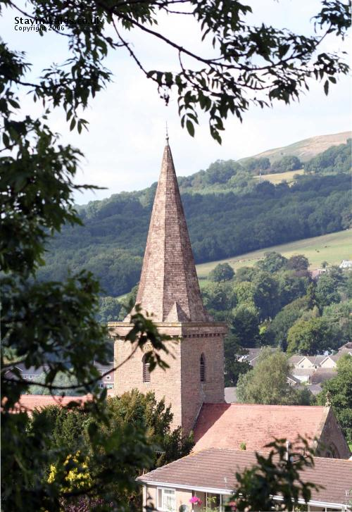 Parish Church Crickhowell