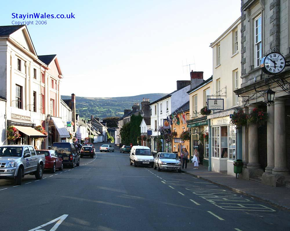 high street crickhowell