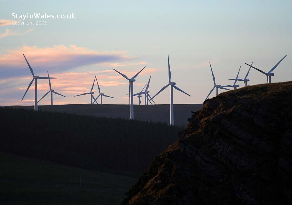 Cefn Croes wind farm