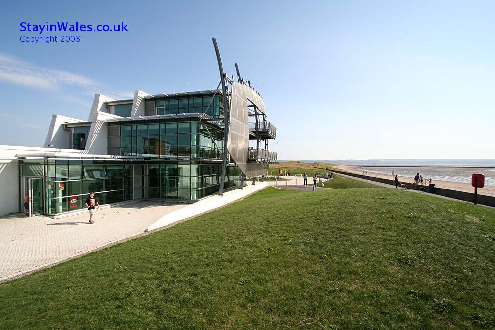 Llanelli Coastal Park Visitor Centre