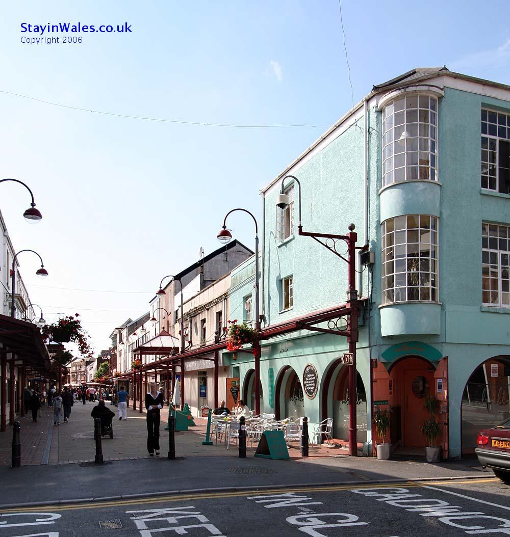 Stepney Street Llanelli