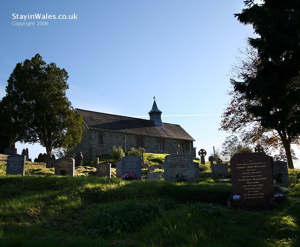 Llandrindod Wells Old Parish Church