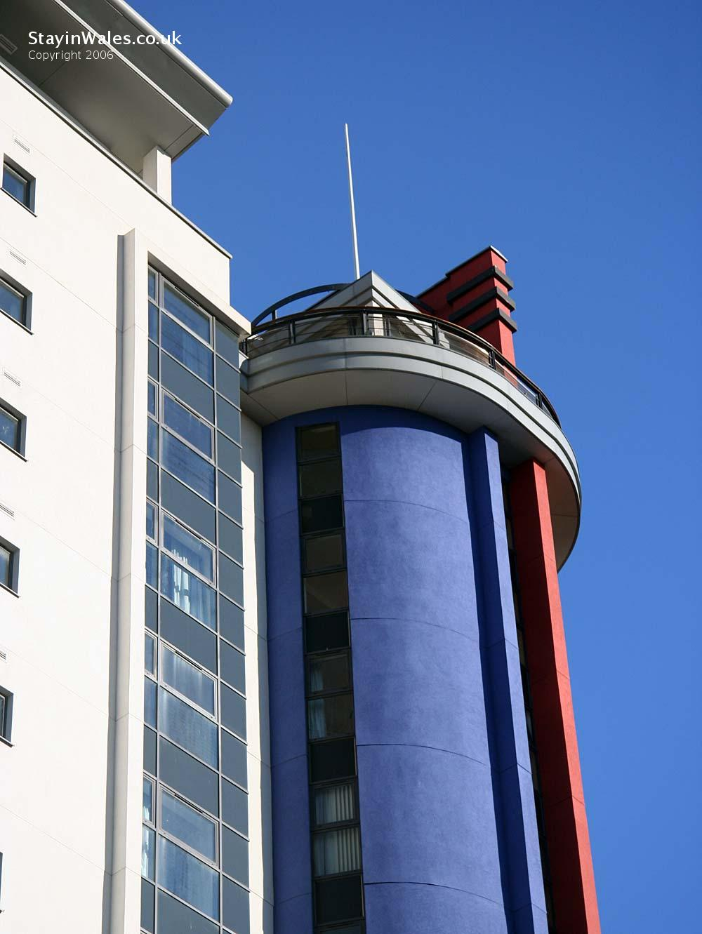 Landmark Place Cardiff
