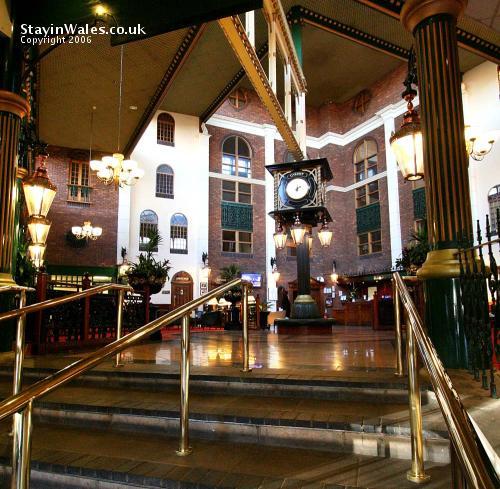 Jury's Hotel Cardiff