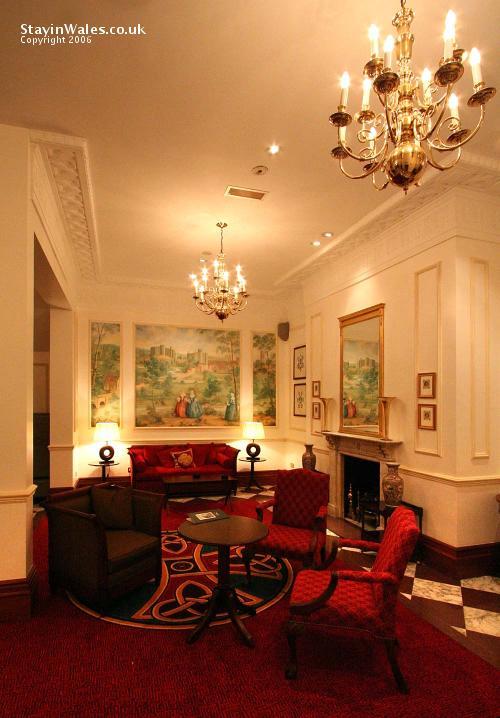 Cardiff Thistle Hotel