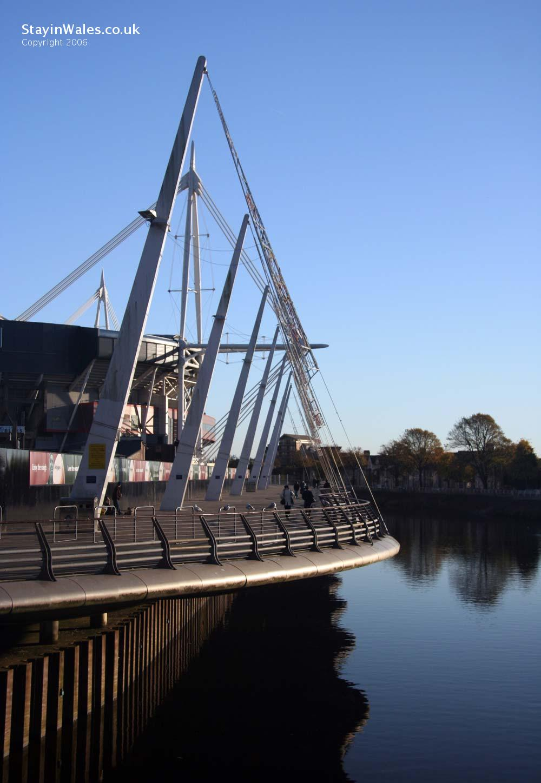 River Taff Cardiff