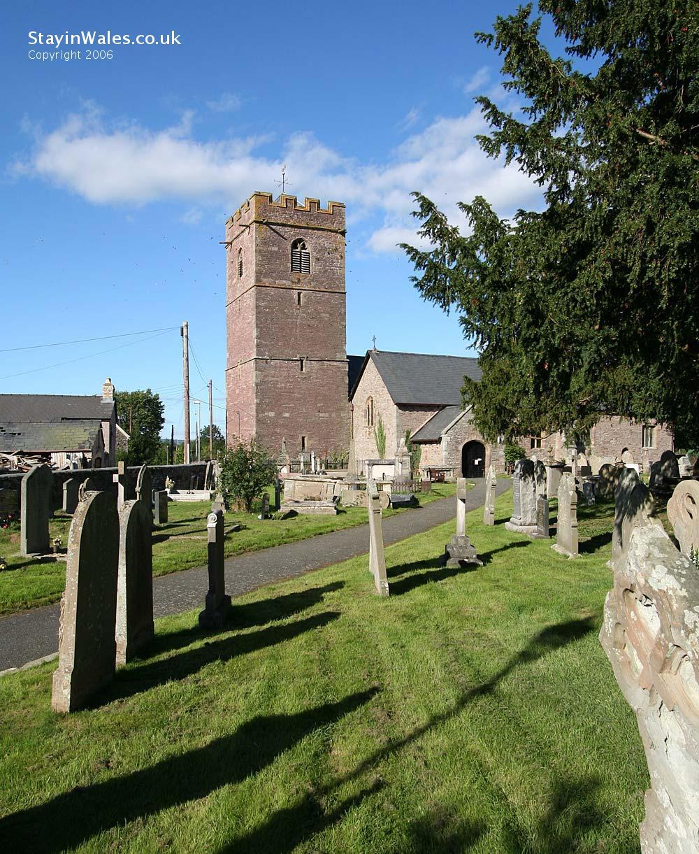 Talgarth Parish Church