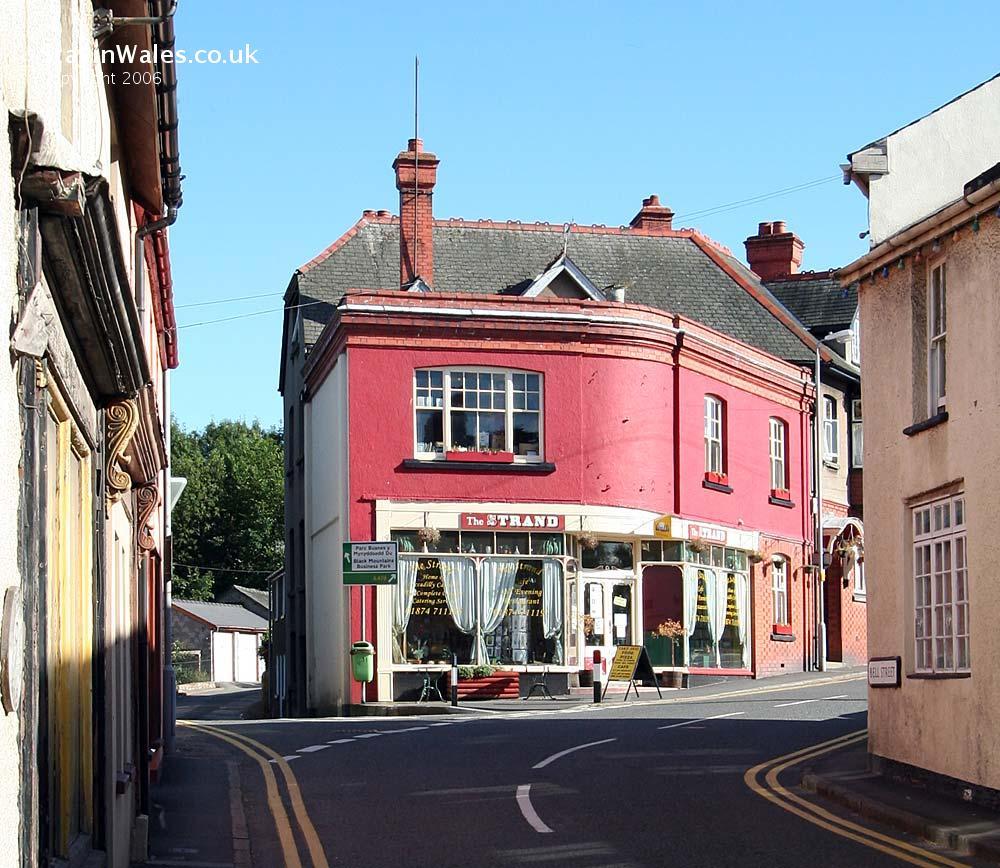 The Strand Talgarth