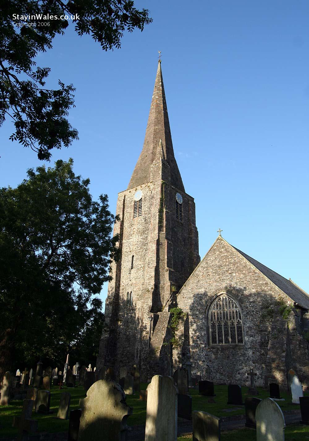 St Mary's Church Kidwelly