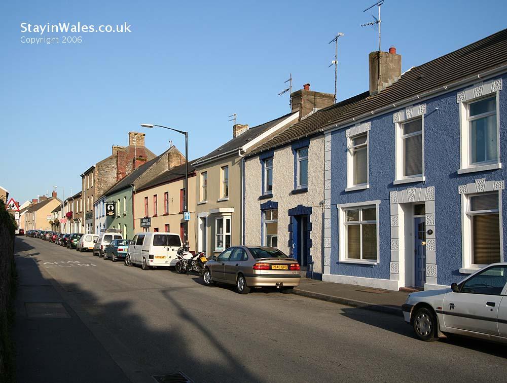 Lady Street Kidwelly