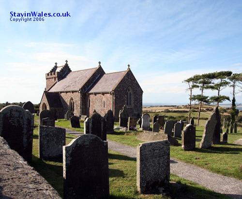 St Madoc's Llanmadoc