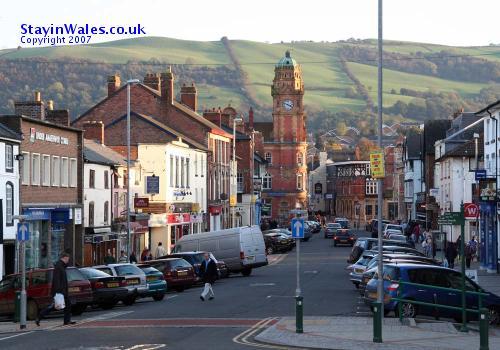 Newtown Powys