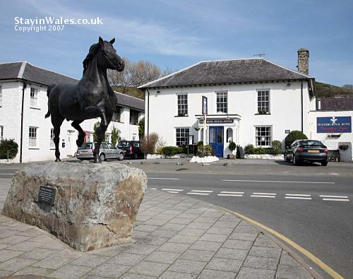 Feathers Royal Hotel Aberaeron