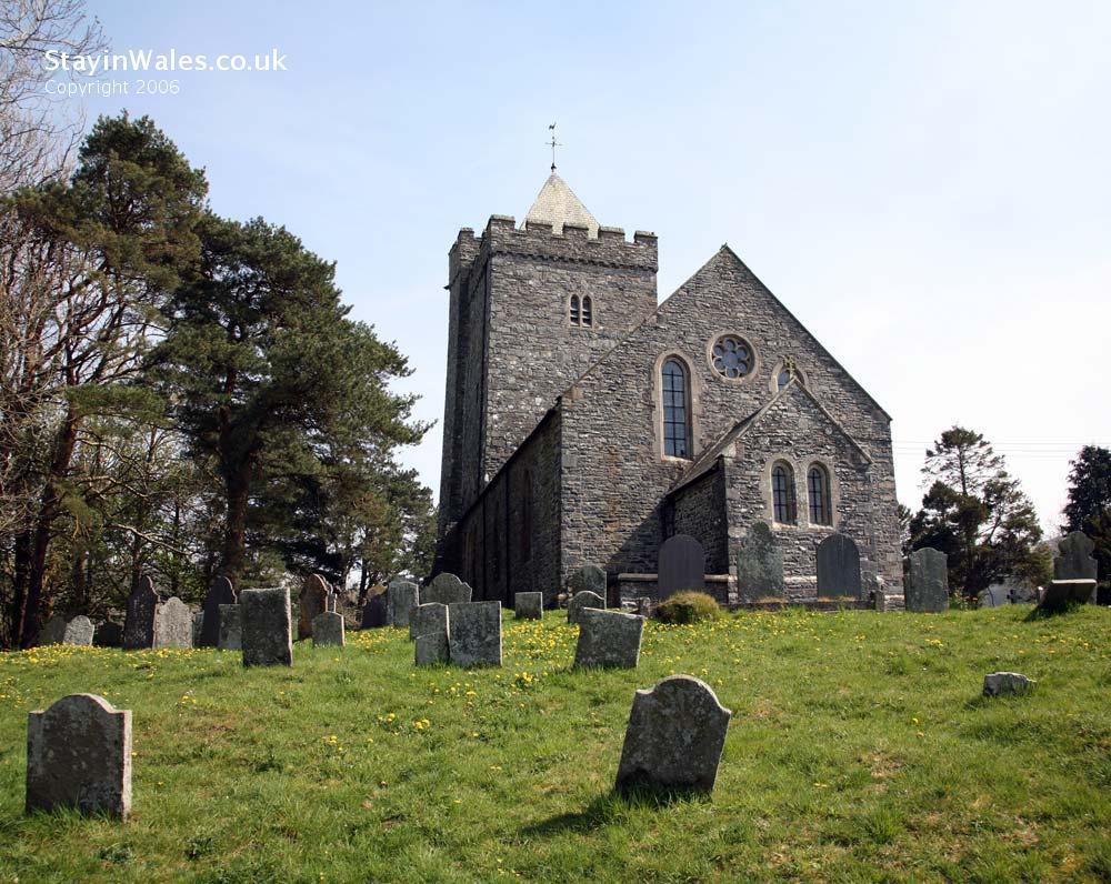 St David's Church Llanddewi Brefi