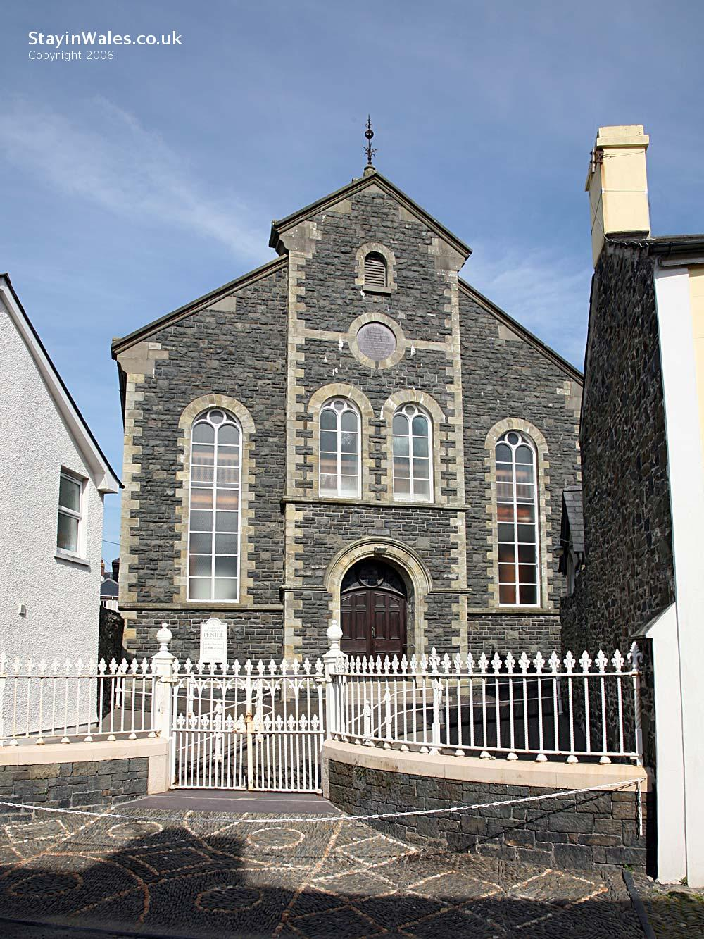 Peniel Chapel Aberaeron
