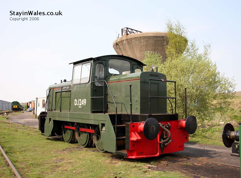 Pontypool and Blaenavon Railway