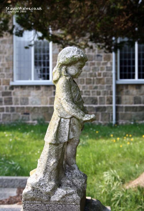Blaenavon churchyard