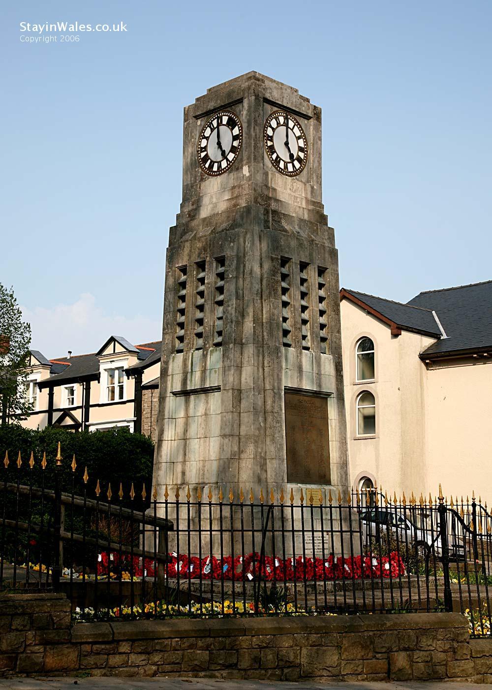 Blaenavon War Memorial