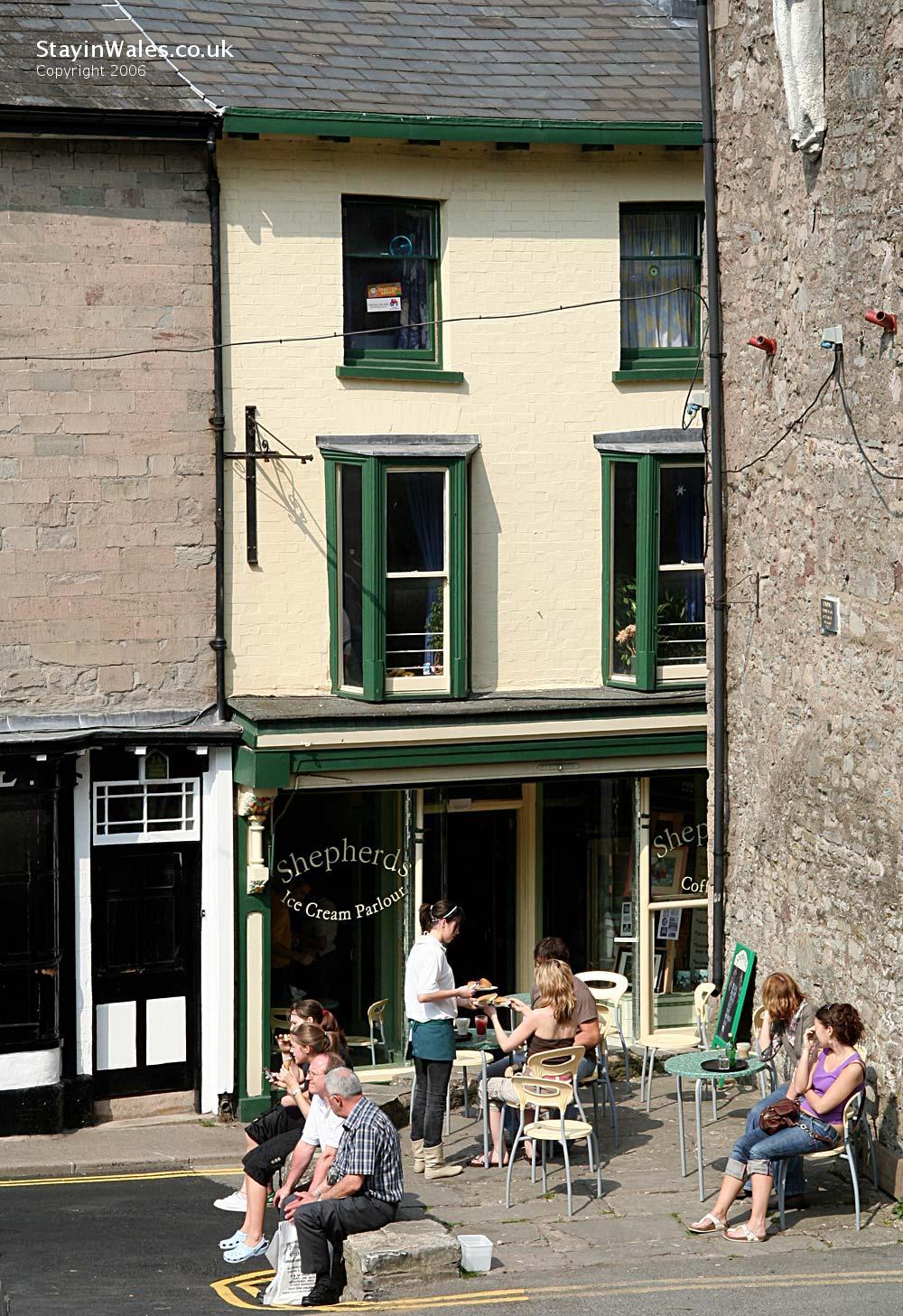 Shepherd's Cafe Hay-on-Wye