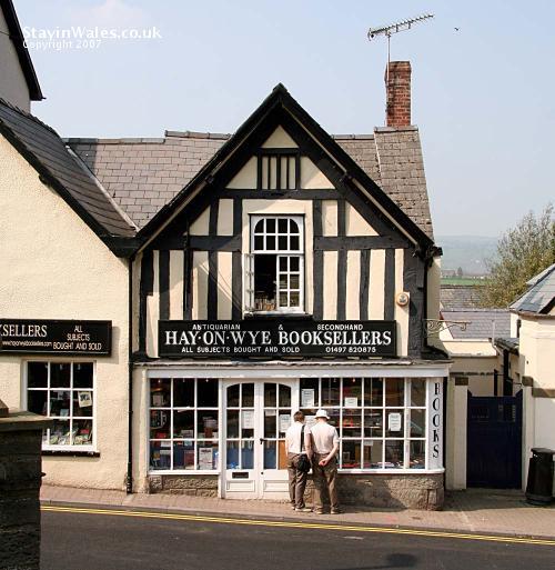Hay book shop
